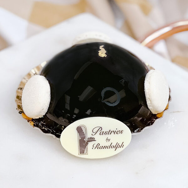 Cocolate Bavarian pastry