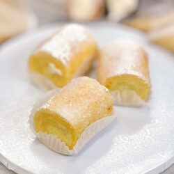 Lemon Roll pastry