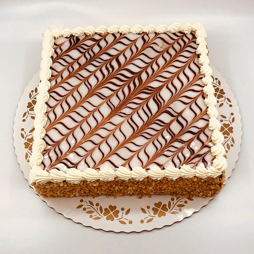 Napoleon Cake | Pastries by Randolph