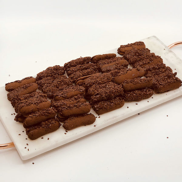 Chocolate Sticks Cookies