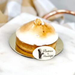 Double Lemon Meringue Tart