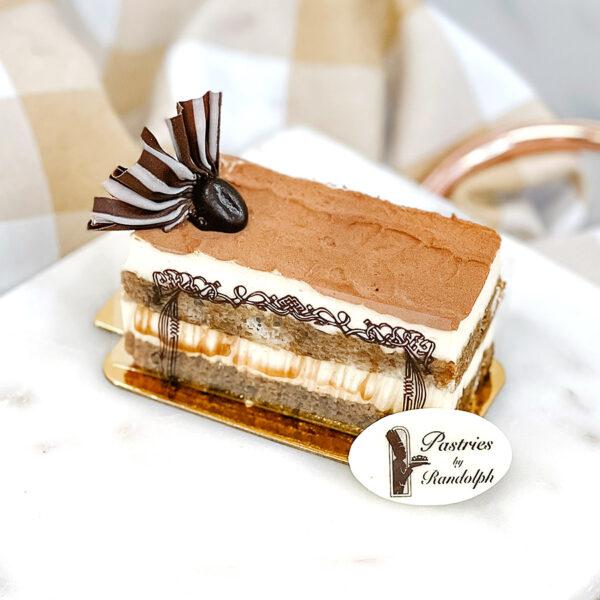 Individual Tiramisu pastry