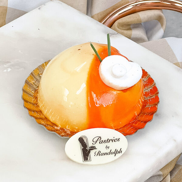 Mango Mousse pastry