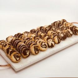 Marble Sable Cookies