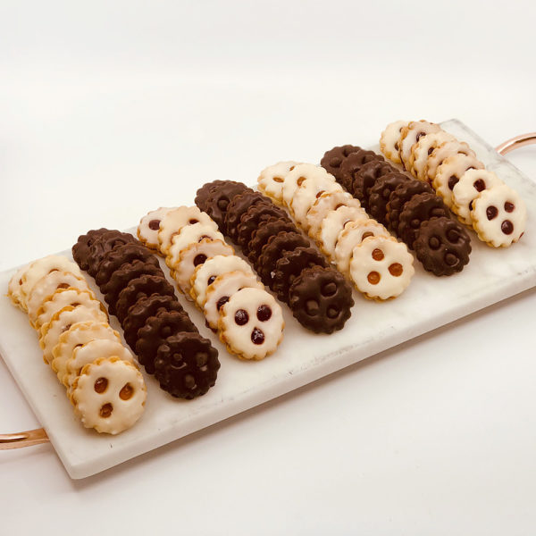 Monkey Face Cookies in 3 flavors