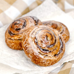 Cinnamon Danish Roll