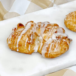Raspberry Almond Bear Claw