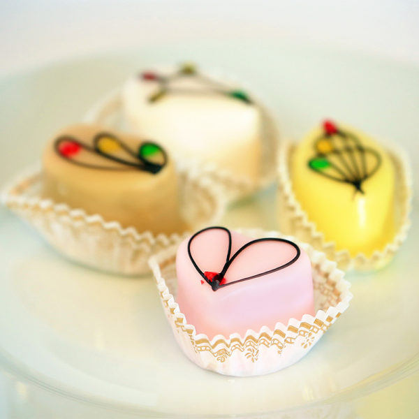 Traditional Petit Fours