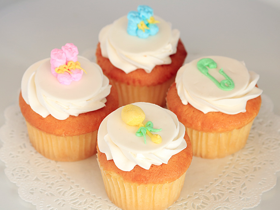 Uitgelezene Baby Shower | Pastries by Randolph GY-38
