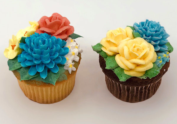 Fantasy Bouquet Cupcake Assortment