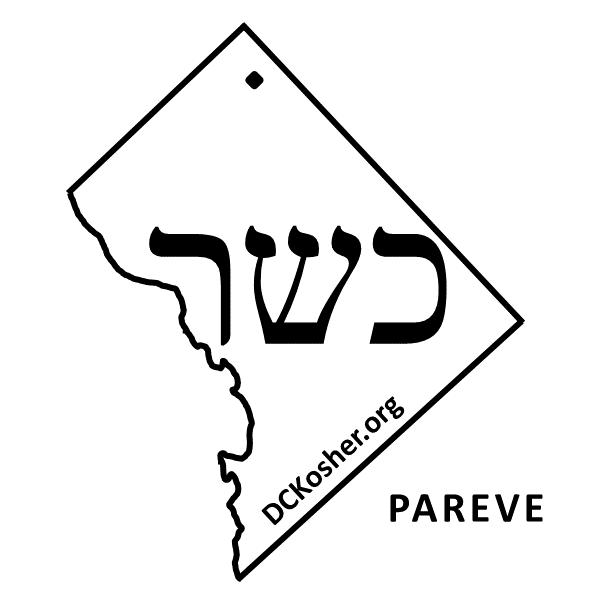 DC Kosher Logo - Parve
