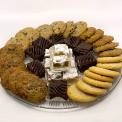 Large Bar and Cookie Platter