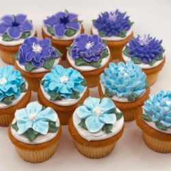 Fantasy 2-tip assorted cupcakes