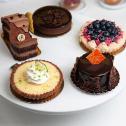 Individual French Pastries