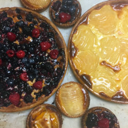 Pies, Tarts and Flans
