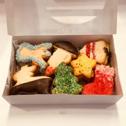 Assorted Christmas Butter Cookies