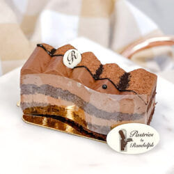 Chocolate Wave Pastry