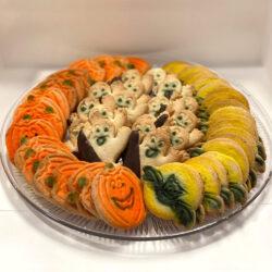 2lb Halloween Cookie Platter