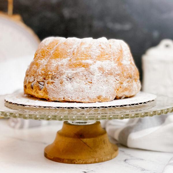 Kugelhopf brunch cake