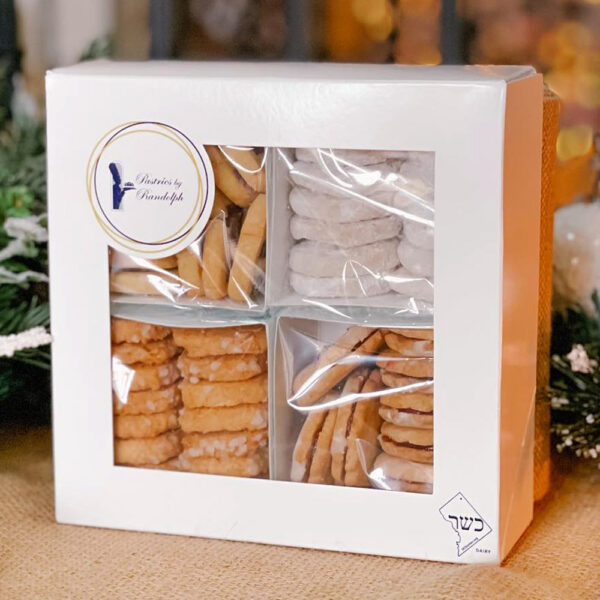 Tea Cookies as gift