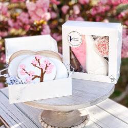 Cherry Blossom Cooke Decorating Kit