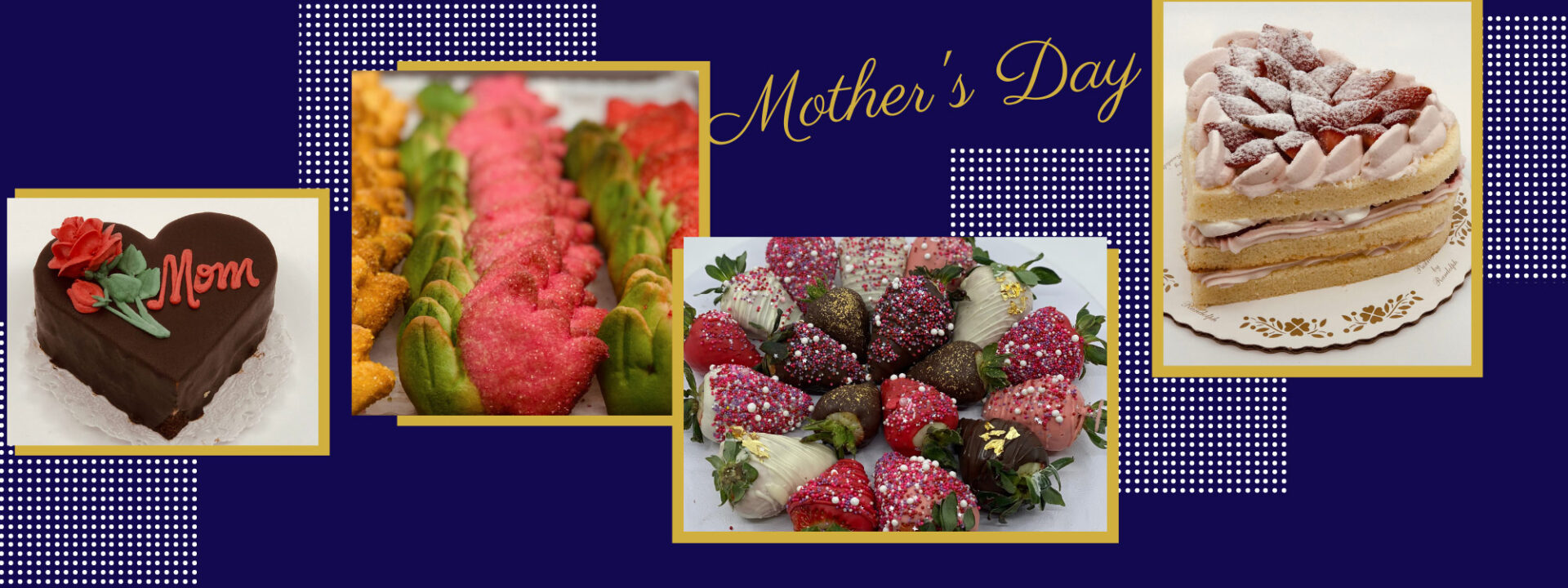 Mother's Day treat from Pastries by Randolph